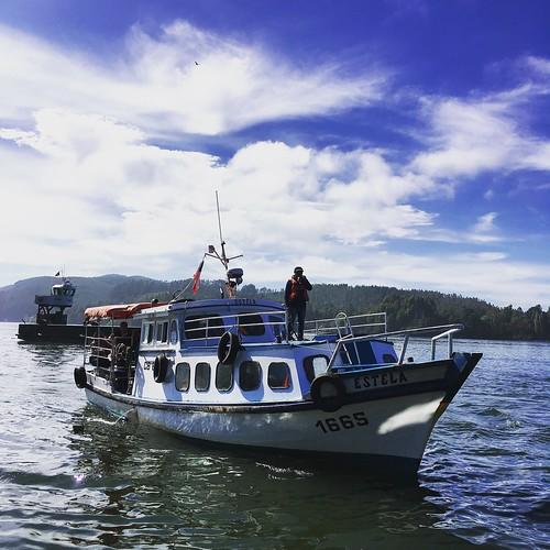 Bahía de Corral #Chile