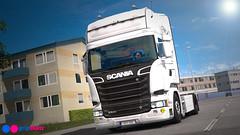 Scania R520 test [ETS2]