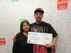 Jose Chavez - $1,000 - Diamond 7- Malad City - KJ's Superstore