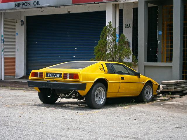 Lotus Esprit (S3)
