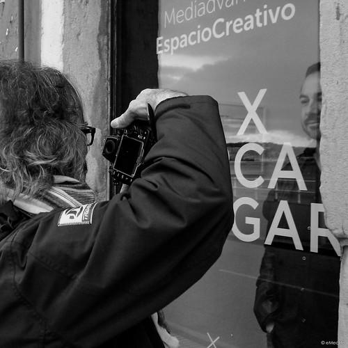 cuando dos fotografos, amigos, se miran by eMecHe