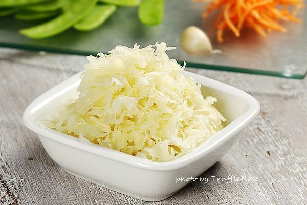 酸甘藍菜(德國酸菜)豬腳-201305xx