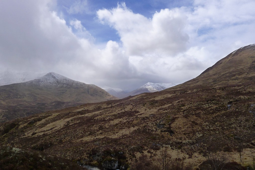 The hills of Affric