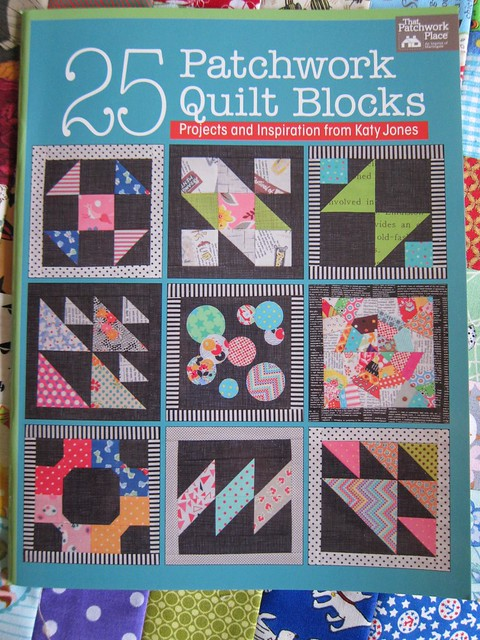 25 patchwork Quilt Blocks