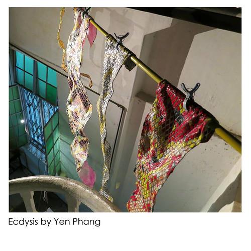 art-Ecdysis by Yen Phang