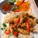 Salt and pepper squid @ Pinto Thai Restaurant, Kensington