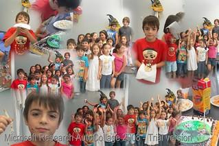 A turma C do Centro Escolar Lamego Sudeste