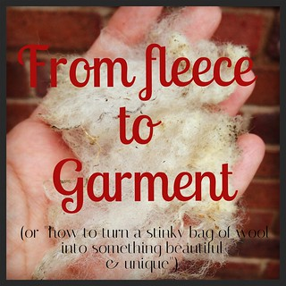 From Fleece to Garment
