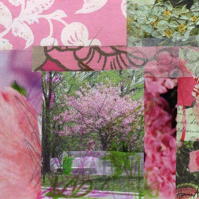 Collage: Pink City II
