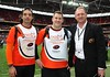 Saracens Marathon at Wembley 2012 by The CATS Foundation