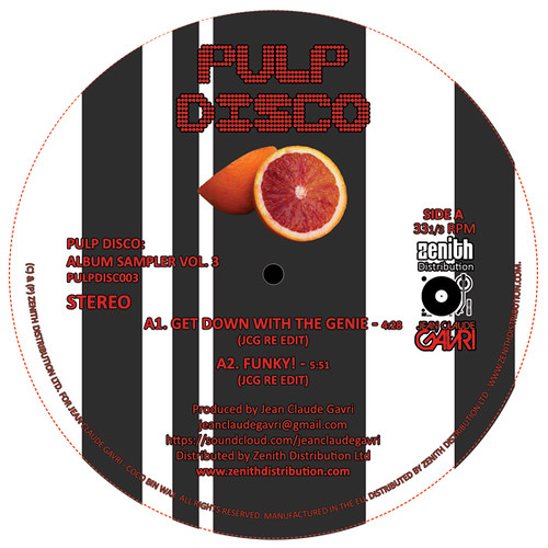 JC GAVRI PULP DISCO 3