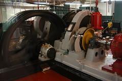Primary Incline Railway machinery