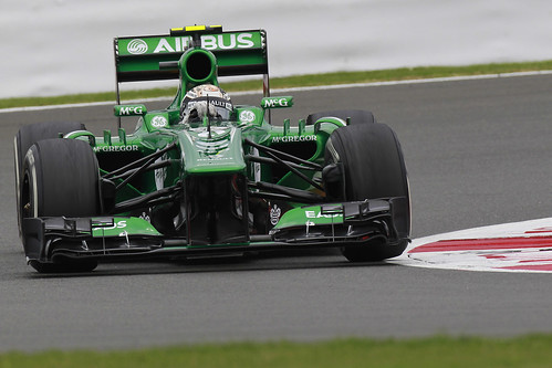 2013 British Grand Prix - Friday