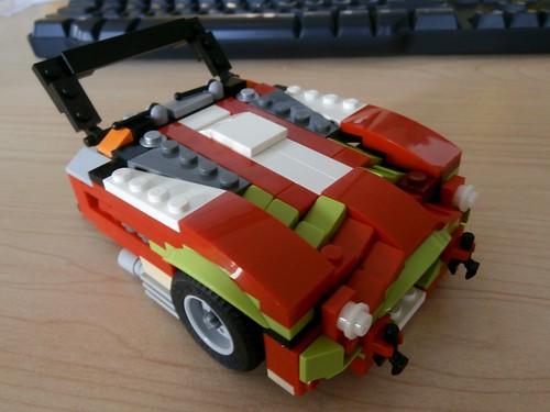 Shelby Cobra WIP 4