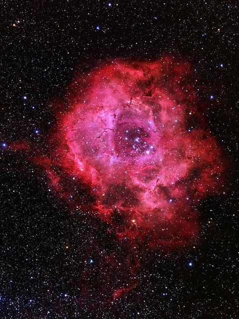 rosette nebula wallpaper - photo #9