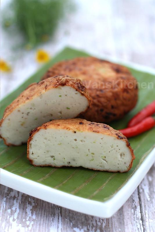 Vietnamese fish cake - Chả cá