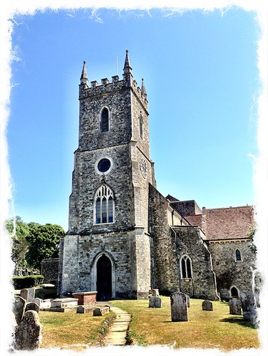 St Leonard's Church, Hythe, Kent