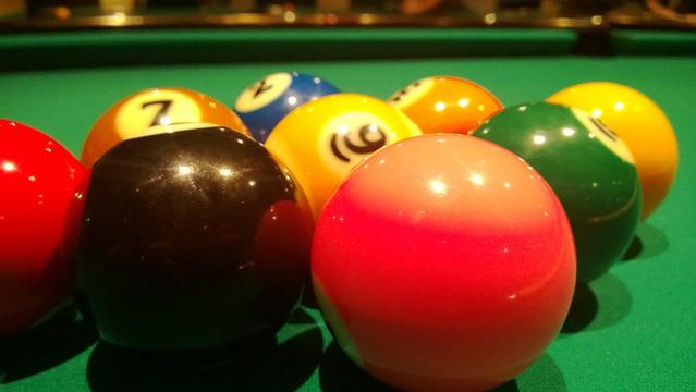 Nine-ball