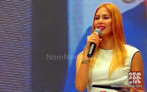 Celebrity Host Ms. Angel Aquino