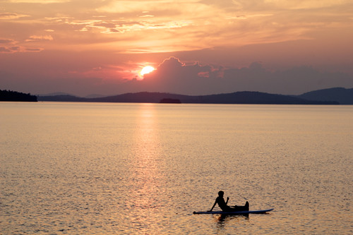 lake maine grandlakestream