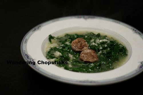 Caldo Verde (Portuguese Green Soup) 7