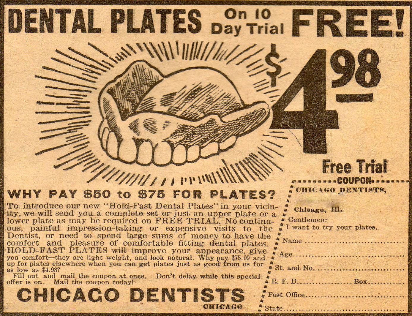 Comfort Magazine, April 1933