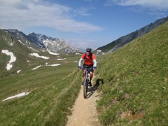 Mountain biking in Graubunden