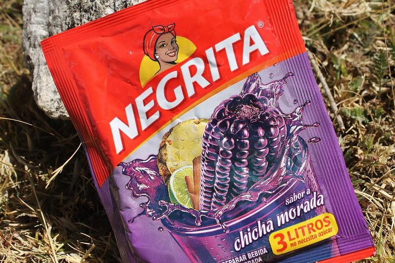 Chicha Morada: drink of the gods