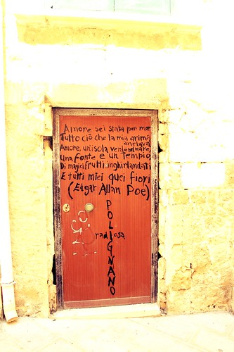 Polignano a Mare - Poesia 9