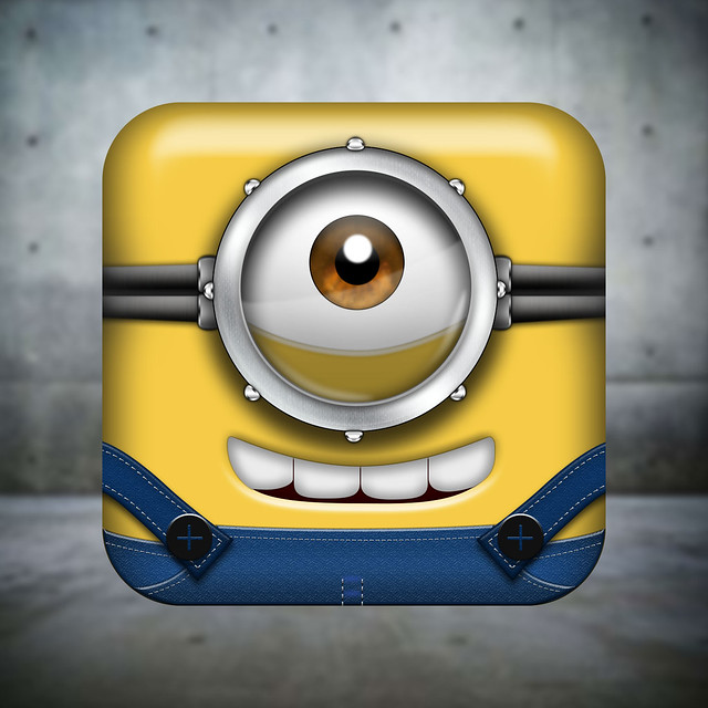 Minion App Icon  Flickr - Photo Sharing!