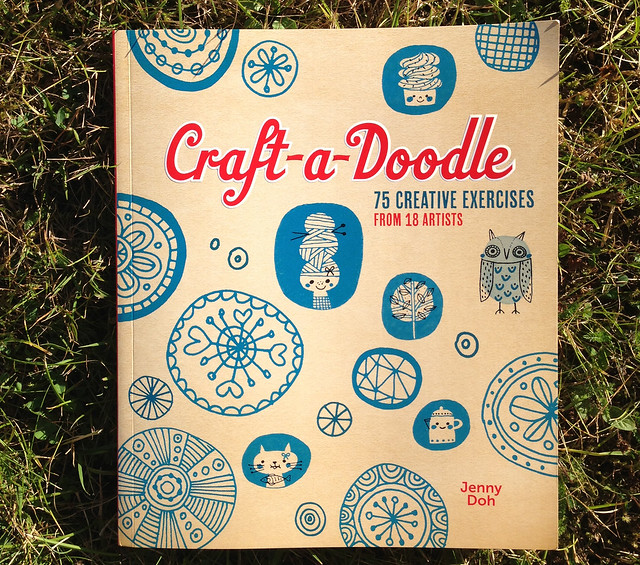 Craft-a-Doodle | I'm in another American Craft Book