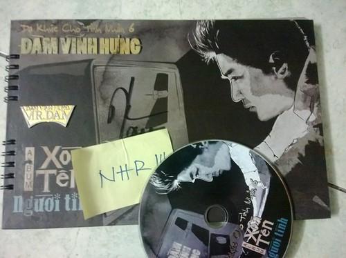 Đàm Vĩnh Hưng   Xóa Tên Người Tình (Dạ Khúc Cho Tình Nhân 6) (2013) (MP3) [Album]