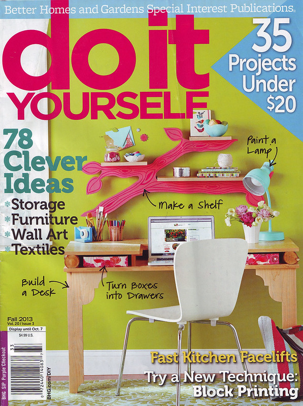 Likeflowersandbutterflies Do It Yourself Magazine Feature