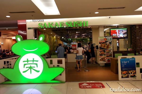 Sakae Sushi New Menu 2013 I Come I See I Hunt And I Chiak