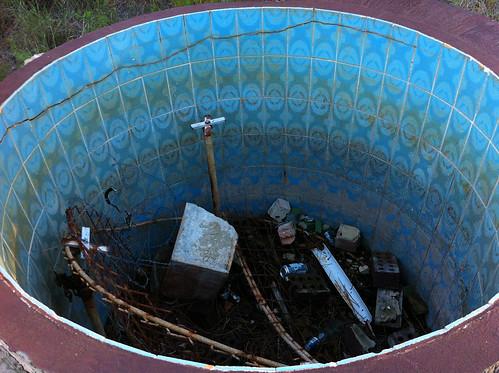Inside the Sacrificial Tub