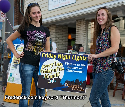Thurmont Last Friday - Friday Night Lights by CraigShipp.com Photos - Events / People / Places
