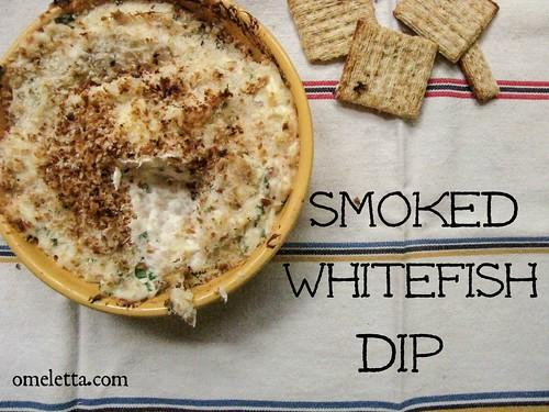 Smoked Whitefish Dip