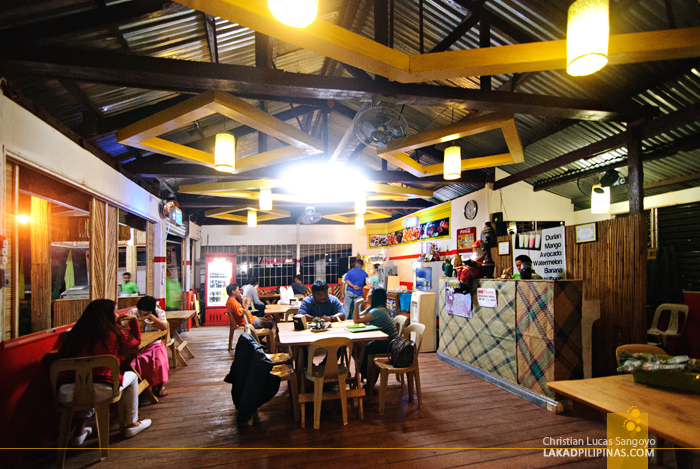 Main Dining Hall of Jacko's Kan-Anan in Iligan City
