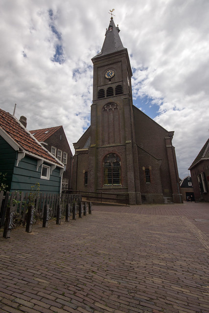 Marken Town Square
