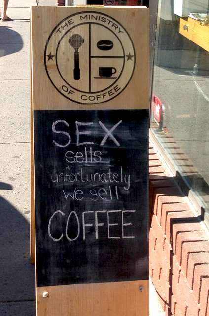 The Ministry of Coffee, Ottawa