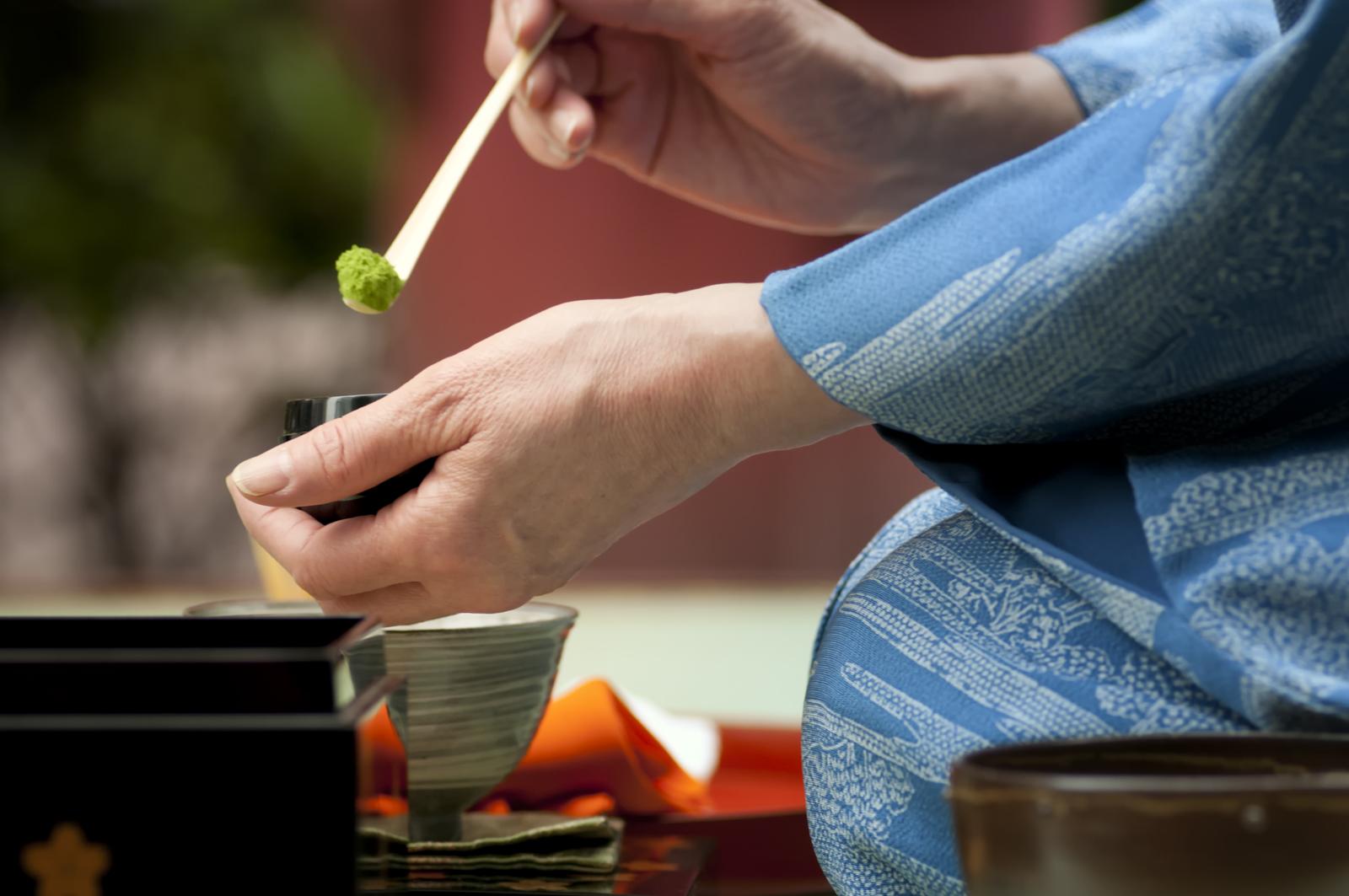 Japán utazás ünnepek, tea szertartás