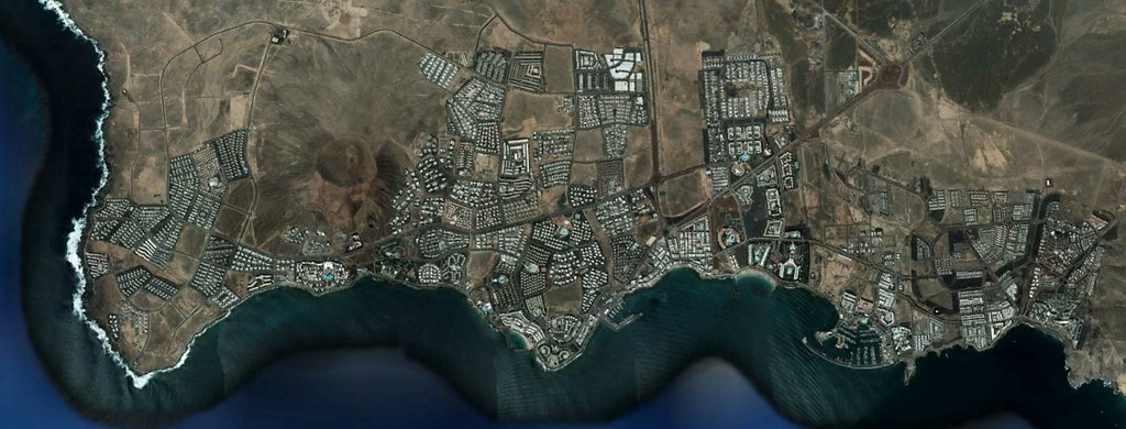 playa blanca, lanzarote, las palmas, white beach, peticiones del oyente, después, urbanismo, planeamiento, urbano, desastre, urbanístico, construcción, rotondas, carretera