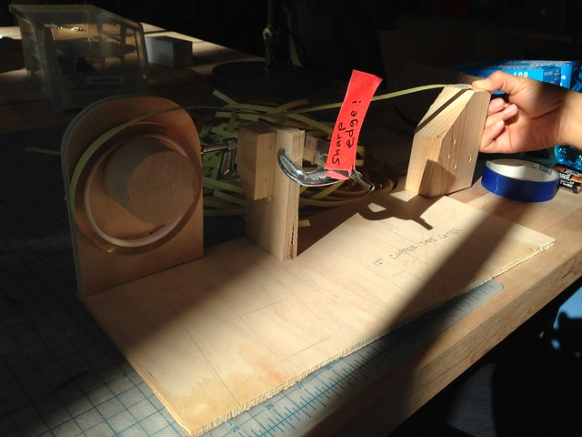 Copper Tape Jig