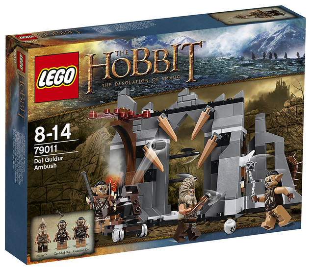 LEGO The Hobbit 79011 - Dol Guldur Ambush