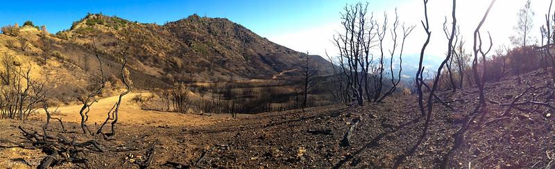North Peak and Prospectors Gap Rd