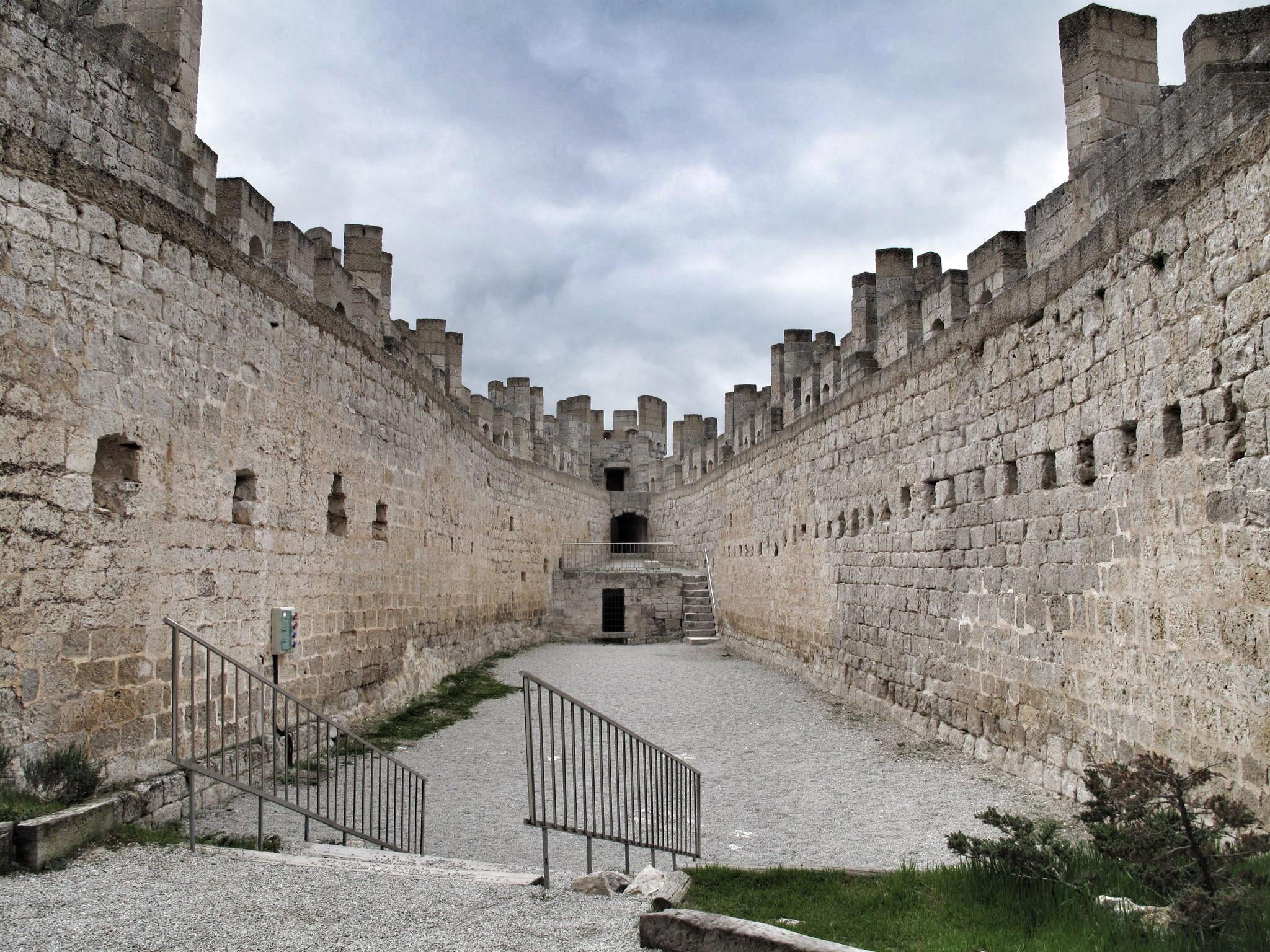 castillo de peñafiel_patio norte_almacén_patrimoniol