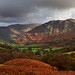 Borrowdale Fells by Paul Newcombe