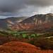 Borrowdale Fells by Paul Newcombe