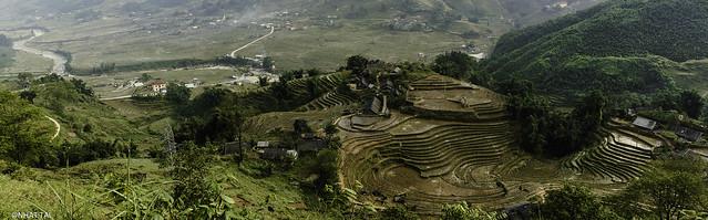 Tả Van Village in Sapa
