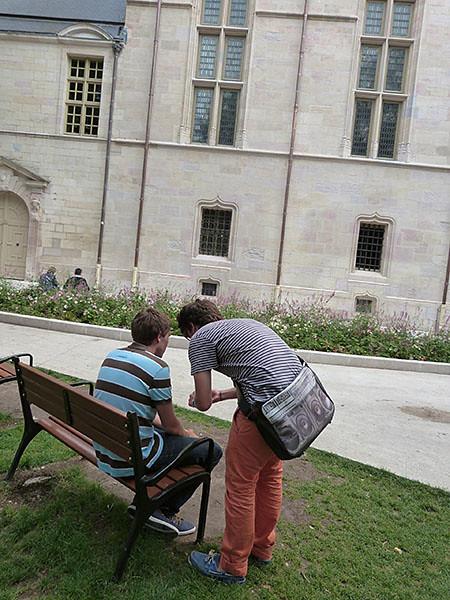 paul et vlem à Dijon